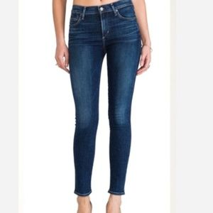 Citizens Of Humanity High Rise Skinny Jeans sz 24